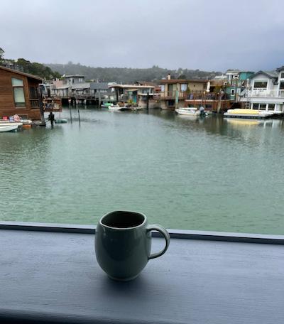 Coffee cup by Guy Matsuda, photo by Guy Biederman