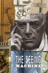 Front cover of The Seeing Machine, by John Olson